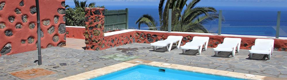 Los Draguitos - Urlaubsunterkünfte mit Pool, Mazo | La Palma Travel