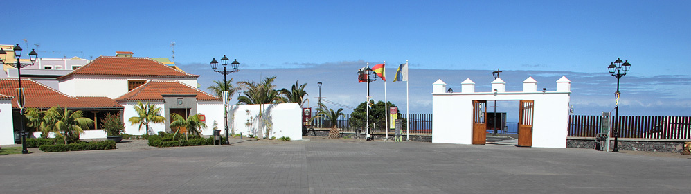 Parque de Los Álamos - La Palma Travel