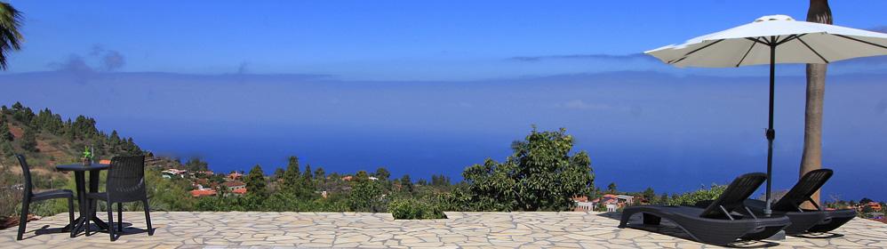 Casa Limon -  Villa vacacional con piscina en Puntagorda | La Palma Travel