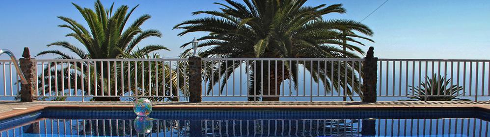 Villa La Hoya - Ferienhaus mit Pool in Tijarafe | La Palma Travel