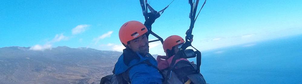 Tandemfly – Parapente en Puerto Naos - La Palma Travel