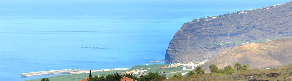 Casas rurales y apartamentos - La Costa de Tazacorte - La Palma