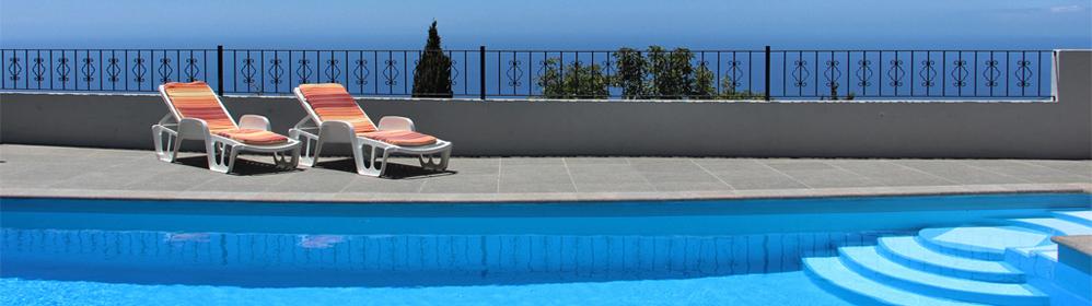 Casa Ivan - Ferienhaus (2 Einheiten) mit Pool in Tijarafe | La Palma Travel