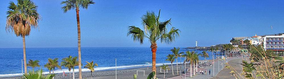 Apartamento Paraiso Playa - Apartment im Badeort Puerto Naos | La Palma Travel