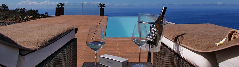 Villa Pura Vida - Ferienhaus mit Pool in Puntagorda | La Palma Travel