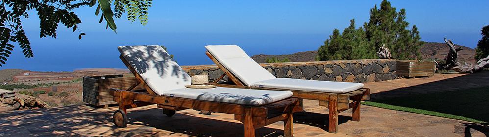 Casita del Horizonte - Ferienhaus mit Meerblick in Puntagorda | La Palma Travel