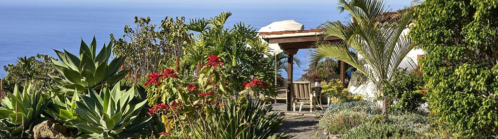 Los Sueños -  Ferienhaus (Haupthaus + Apartment) in Las Manchas | La Palma Travel