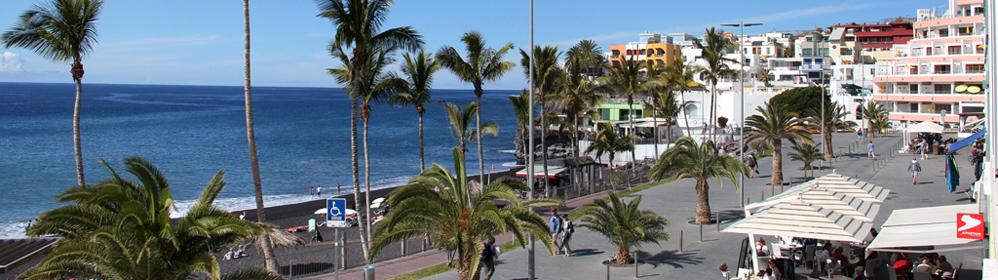 Apartamento Augustus - Ferienwohnung in Puerto Naos | La Palma Travel
