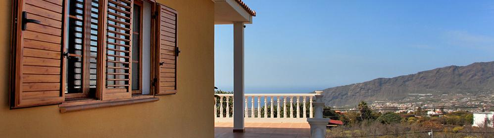 Mi Casita - Ferienhaus mit Meerblick, Aridanetal | La Palma Travel