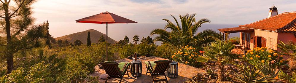 Pabellón de Miramar - Ferienhaus, Puntagorda | La Palma Travel