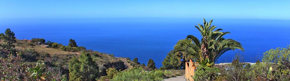 Finca Evamar - Ferienhaus mit Meerblick in Tijarafe | La Palma Travel