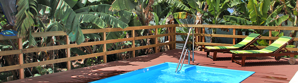 Casa Mica - Ferienhaus mit Swimming Pool in Tijarafe | La Palma Travel