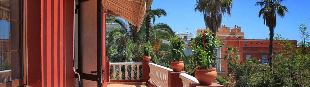 Apartamento La Fuente - Ferienwohnung mit Internet und Balkons | La Palma Travel