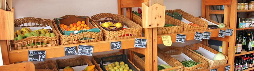 Cañaña organic products - La Palma Travel