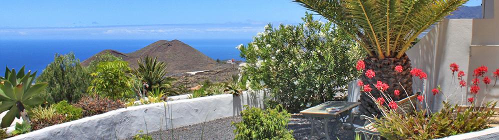 Finca Buena Gente - Complejo vacacional bien cuidado en Todoque | La Palma Travel