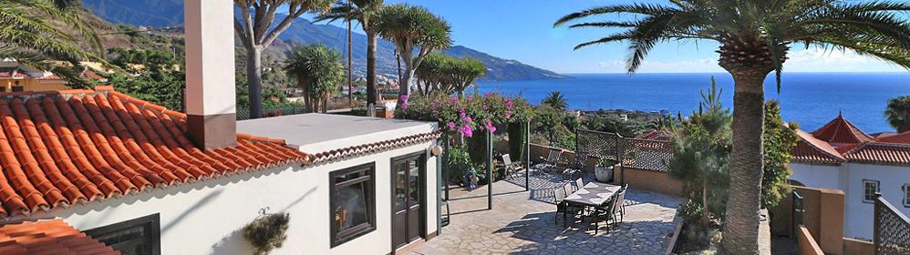 La Palma Breña Baja - Ferienhaus, Ferienwohnung Finca