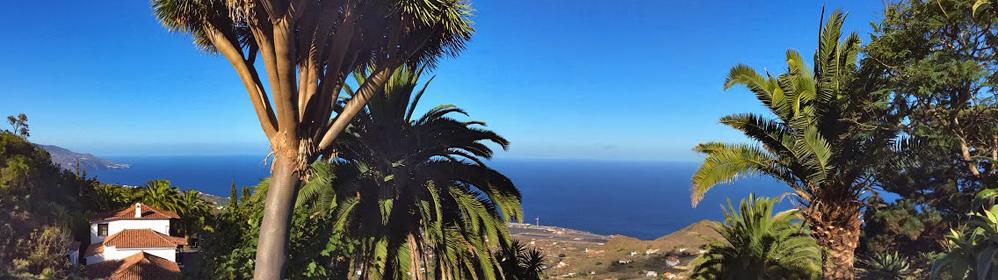 Casita Mazo - Casita mit Meerblick und Frühstück in Mazo | La Palma Travel