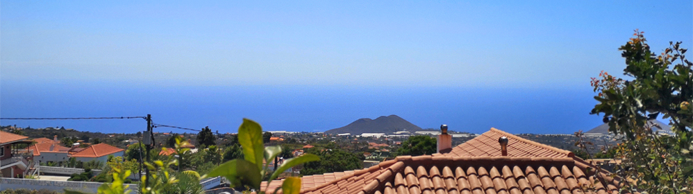 Finca Alcalá - Complejo vacacional con vistas al mar, El Paso | La Palma Travel