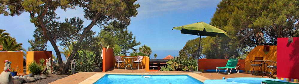 Casa Ana – Ferienhaus in Todoque mit Pool und Internet | La Plama Travel