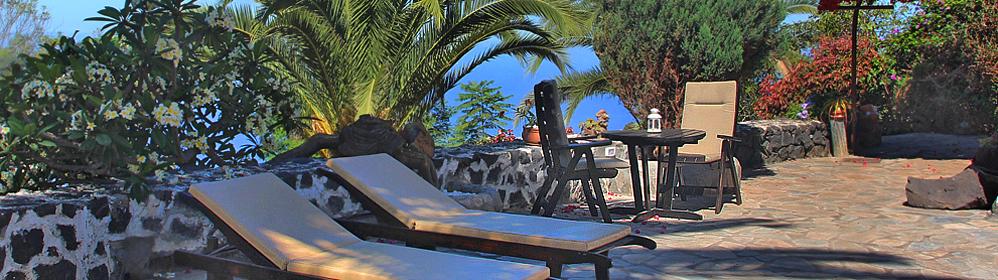 Casa Molina - Ferienhaus, La Punta (Tijarafe) | La Palma Travel