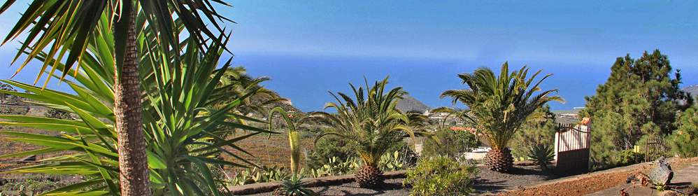 Finca Sternenhimmel - holiday home on La Palma's westside | La Palma Travel