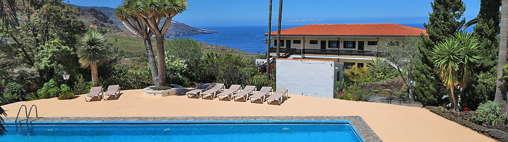 Apartamentos Miranda - günstige Ferienwohnungen mit Pool, Breña Alta | La Palma Travel