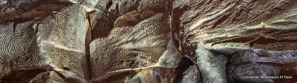 Benehauno - Petroglyphen Interpretationszentrum El Paso - La Palma Travel